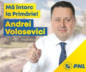 Andrei Volosevici Primar